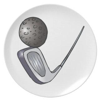 Skills Dinner Plates