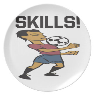 Skills Plates