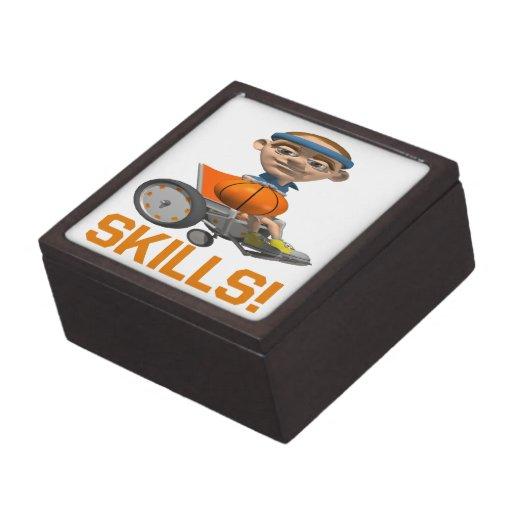 Skills Premium Jewelry Box