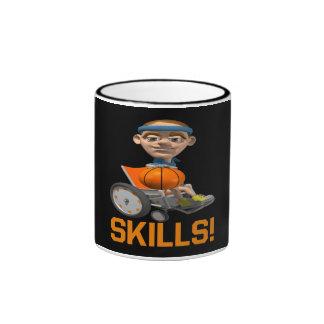 Skills Ringer Coffee Mug