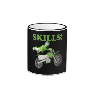 Skills Ringer Mug