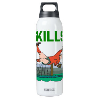 Skills 16 Oz Insulated SIGG Thermos Water Bottle
