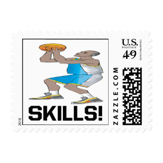 Skills Stamps