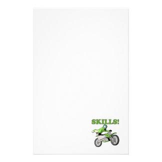 Skills Stationery Paper