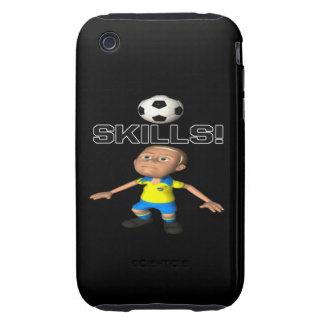 Skills Tough iPhone 3 Cover