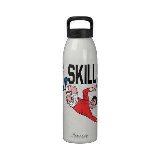 Skills Reusable Water Bottle