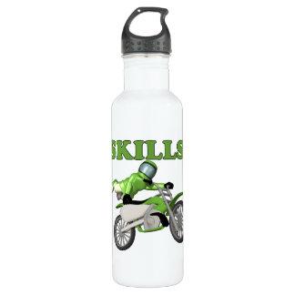 Skills Water Bottle