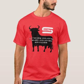 Skilt Spanish Cojones T-Shirt