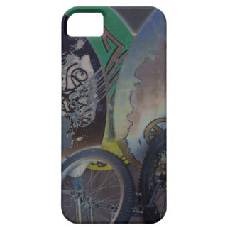 Skim boards and unicycles iPhone SE/5/5s case