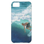 Skimboard Surfer Case For iPhone 5C