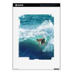 Skimboard Surfer Skins For iPad 3