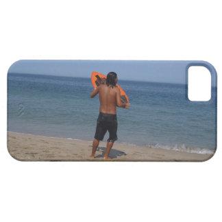 Skimboarder Contemplation iPhone SE/5/5s Case