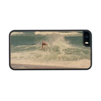 Skimboarding Carved® Maple iPhone 5 Slim Case
