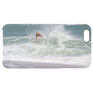 Skimboarding Uncommon Clearly™ Deflector iPhone 6 Plus Case