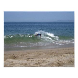 Skimmer Splash Art Photo