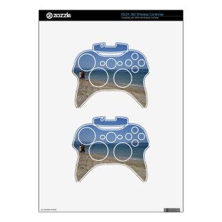 Skimmers Waiting for a Wave Xbox 360 Controller Skin