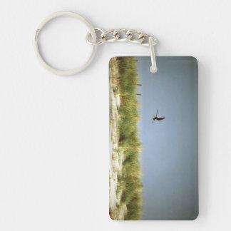 Skimming Bye Keychain