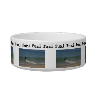 Skimming the Surf; Customizable Bowl