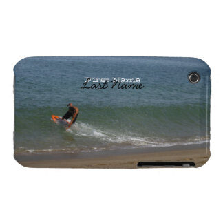 Skimming the Surf; Customizable Case-Mate iPhone 3 Case