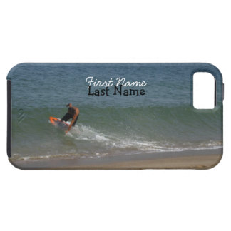 Skimming the Surf; Customizable iPhone 5 Covers