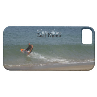 Skimming the Surf; Customizable iPhone SE/5/5s Case