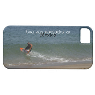 Skimming the Surf; Mexico Souvenir iPhone 5 Cases