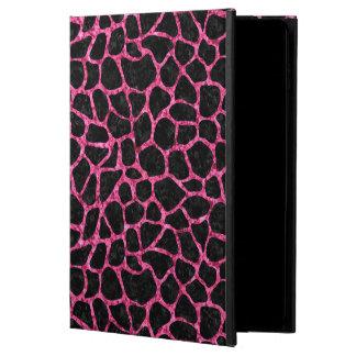 SKIN1 BLACK MARBLE & PINK MARBLE (R) POWIS iPad AIR 2 CASE