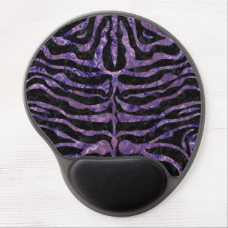 SKIN2 BLACK MARBLE & PURPLE MARBLE GEL MOUSE PAD