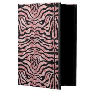 SKIN2 BLACK MARBLE & RED & WHITE MARBLE (R) POWIS iPad AIR 2 CASE