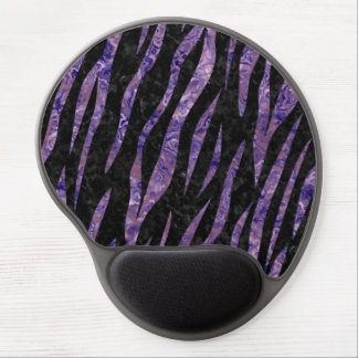 SKIN3 BLACK MARBLE & PURPLE MARBLE GEL MOUSE PAD