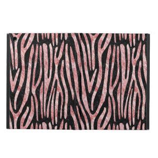 SKIN4 BLACK MARBLE & RED & WHITE MARBLE (R) iPad AIR CASE