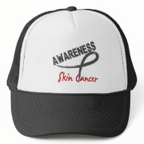Skin Cancer Awareness 3 Trucker Hat