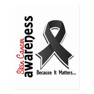 Skin Cancer Awareness 5 Postcard