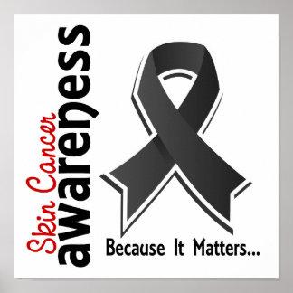 Skin Cancer Awareness 5 Poster