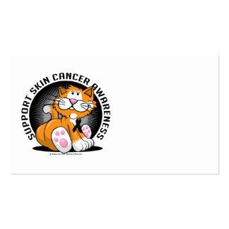 Skin Cancer Cat Business Card