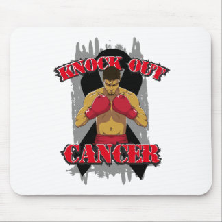Skin Cancer Knock Out Cancer Mouse Pads
