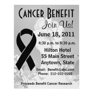 Skin Cancer Personalized Benefit Flyer