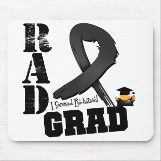 Skin Cancer Radiation Therapy RAD Grad Mouse Mat