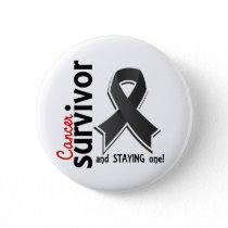 Skin Cancer Survivor 19 Pinback Button