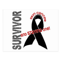 Skin Cancer Survivor 1 Postcard