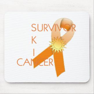 Skin Cancer Survivor Mouse Pad