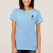 Skin cancer survivor shirt for her