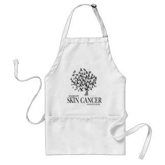 Skin Cancer Tree Adult Apron