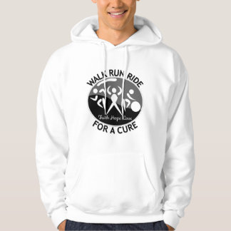 Skin Cancer Walk Run Ride For A Cure Pullover