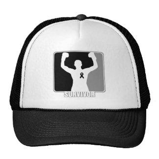 Skin Cancer Winning Survivor Hat