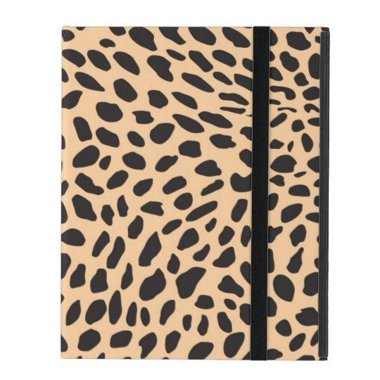 Skin cheetah decor iPad case
