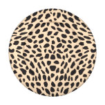 Skin cheetah decor pack of small button covers