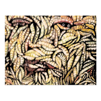 """""""Skin Deep"""" Fine Art Products Post Cards"""