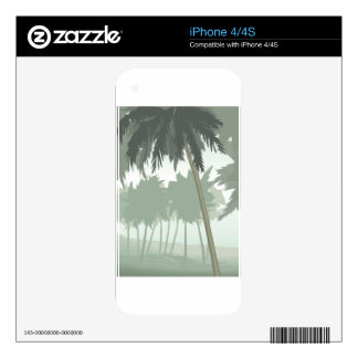 Skin iPhone 4 Decals For iPhone 4