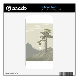 Skin iPhone 4 iPhone 4S Decals